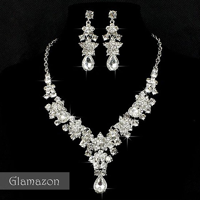 Glamazon - Jezebel Crystal Set