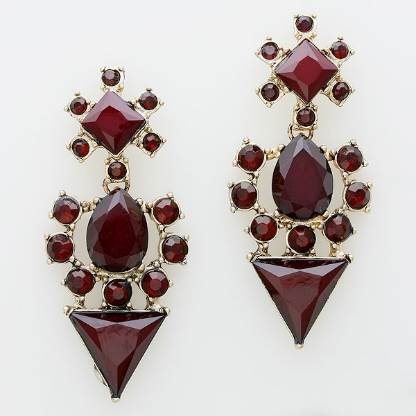 Kianna Stone Earrings