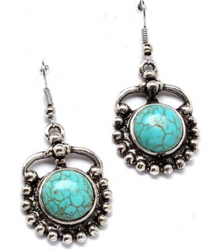 Briana Turquoise Earrings