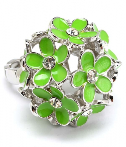 Savannah Flower Ring