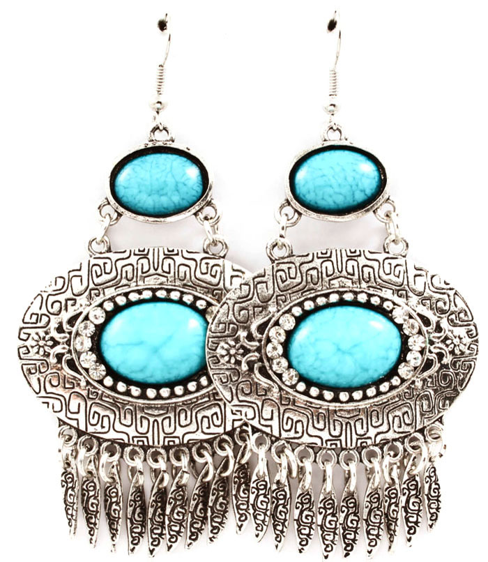 Diana Stone Earrings
