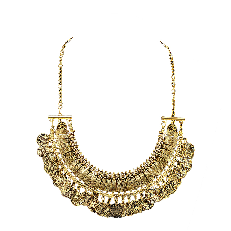 Speranza Boho Necklace