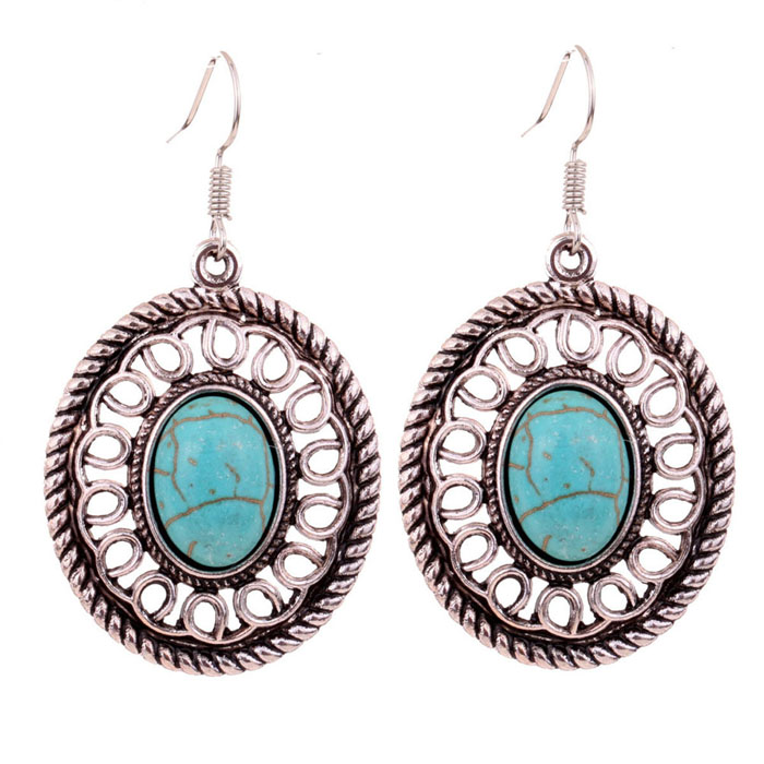 Erika Turquoise Earrings
