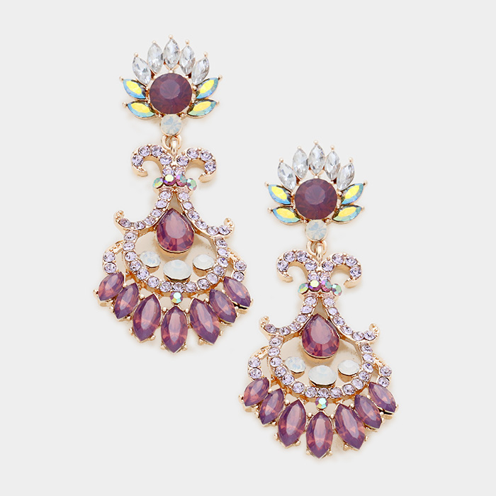 Piera Crystal Earrings