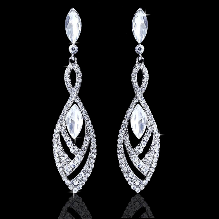 Constance Rhinestone Earrings