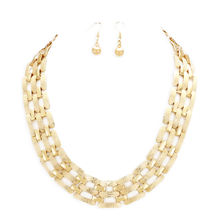 Miley Collar Necklace Set