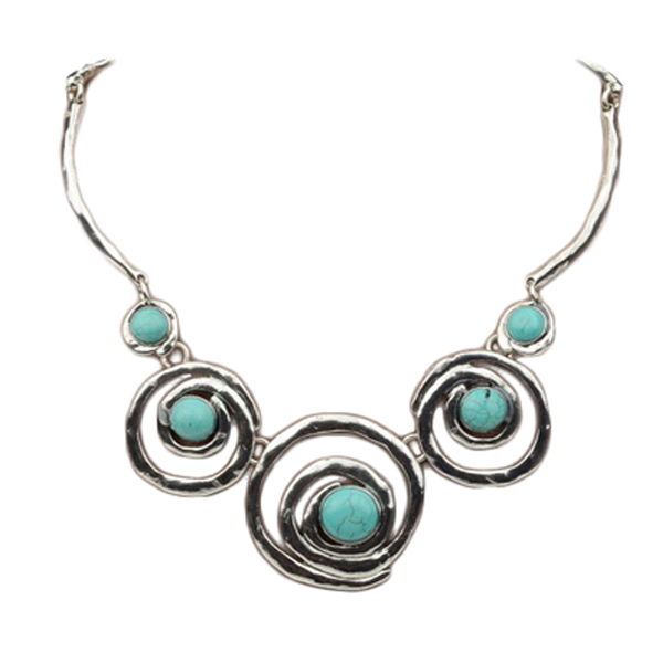 Nella Turquoise Necklace