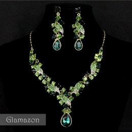 Glamazon - Kandace Crystal Set