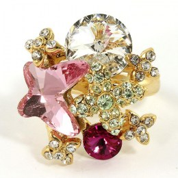 Karlee Crystal Ring