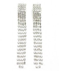 Zeyla Rhinestone Earrings II