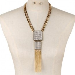 Cristine Y Chain Necklace Set II