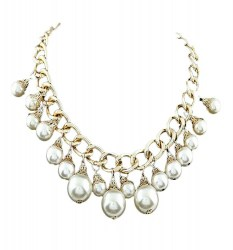 Deema Pearl Necklace