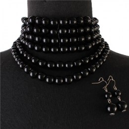 Abrianna Pearl Necklace Set II