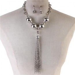 Adrienne Y Chain Necklace Set. II