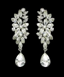 Abella Crystal Earrings.