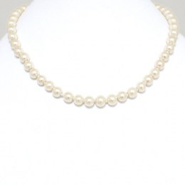Fillipa Faux Pearl Necklace