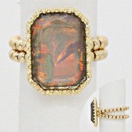 Jocelyn Stone Ring