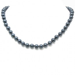 Nora Faux Pearl Necklace.