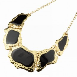 Francine Crescent Necklace