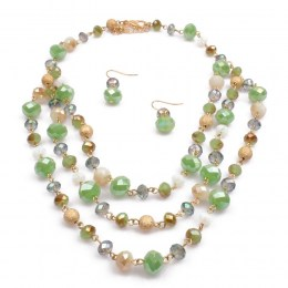 Minna Bead Necklace Set