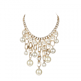 Liv Pearl Necklace Set.