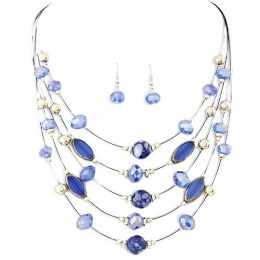 Este Bead Necklace Set