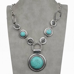 Cherelle Turquoise Necklace 1