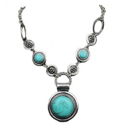 Cherelle Turquoise Necklace