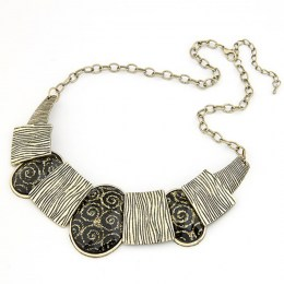 Adreana Crescent Necklace