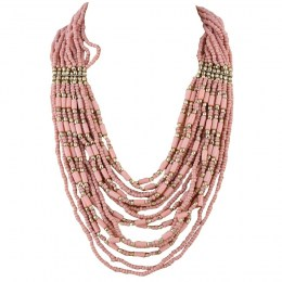 Kayla Bead Necklace
