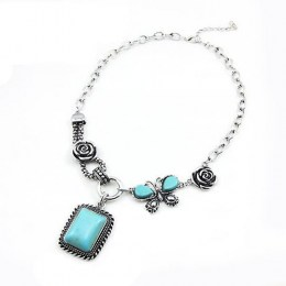 Raina Turquoise Necklace.1