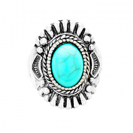 Lillie Turquoise Ring.