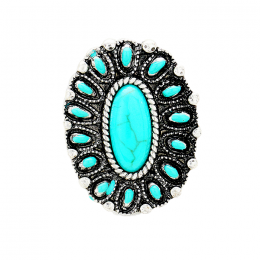 Janessa Turquoise Ring.