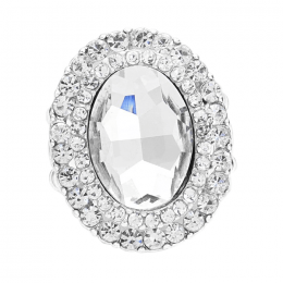 Claribel Crystal Ring