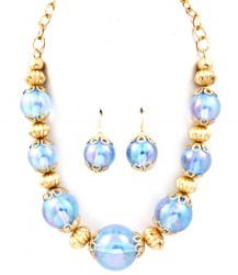 Cate Bead Necklace Set