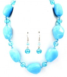 Zara Bead Necklace Set