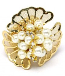 Sophie Flower Ring