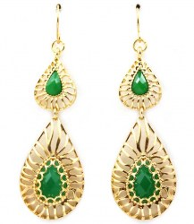 Brandi Bead Earrings