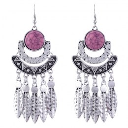 Paisley Boho Earrings.