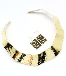 Keisha Collar Necklace Set