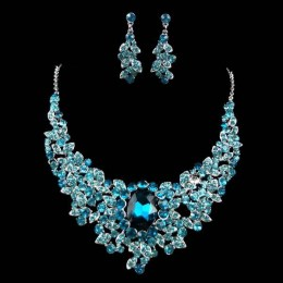 Renee Crystal Necklace Set