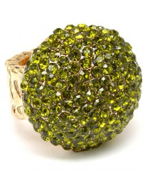 Grace Crystal Ring