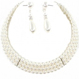 Korin Pearl Necklace Set