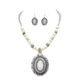 Cybele Bead Necklace Set