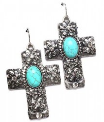 Catherine Turquoise Earrings