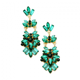 Maite Crystal Earrings