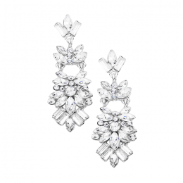 Bianca Crystal Earrings