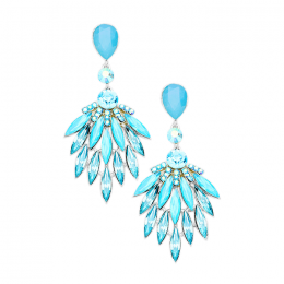 Ariadna Crystal Earrings