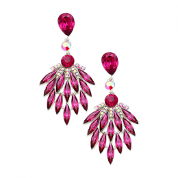 Ashley Crystal Earrings
