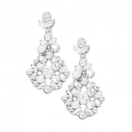 Carmen Crystal Earrings